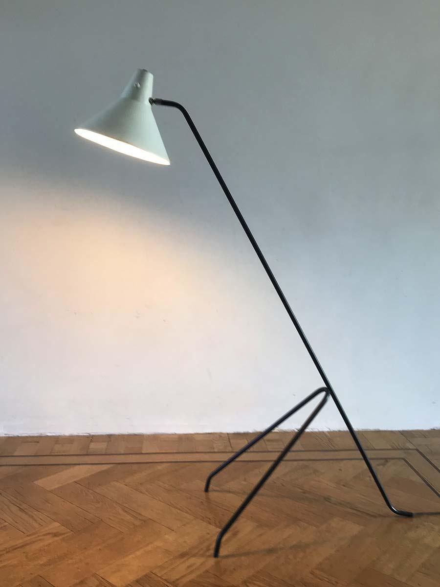 Grasshopper Lamp, W Hagoort 1960&39;s